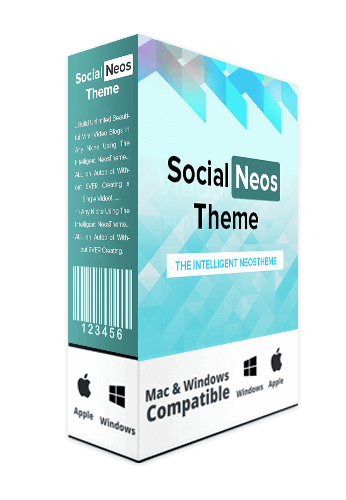 Whitelabel License to SocialNeos Theme