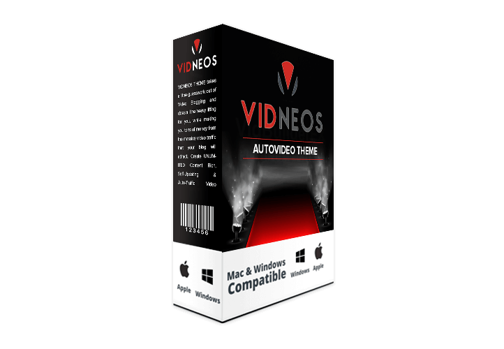 Whitelabel License to VidNeos AutoVideo Theme